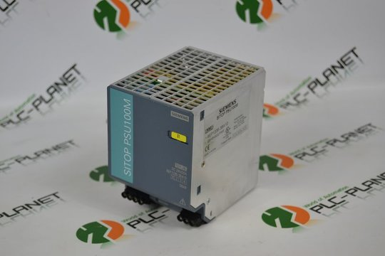 SIEMENS SITOP PSU100M Stromversorgung Power Supply...