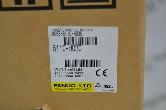 FANUC Power Supply A06B-6110-H030 *NEW IN BOX*