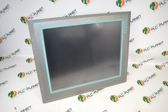 SIEMENS SIMATIC TOUCH PANEL 19 6AV6644-0AC01-2AX1 MP 377