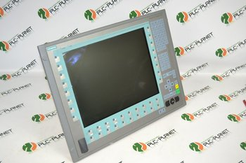 SIEMENS SIMATIC Touch Panel HMI IPC677C 6AV7893-0BH72-1AA0