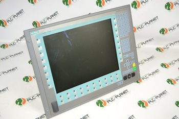 SIEMENS SIMATIC Touch Panel HMI IPC677C 6AV7893-0BH40-1AA0