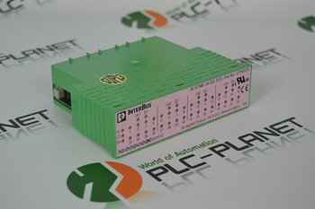 PHOENIX CONTACT INTERBUS Spare Module Technology IBST 24...