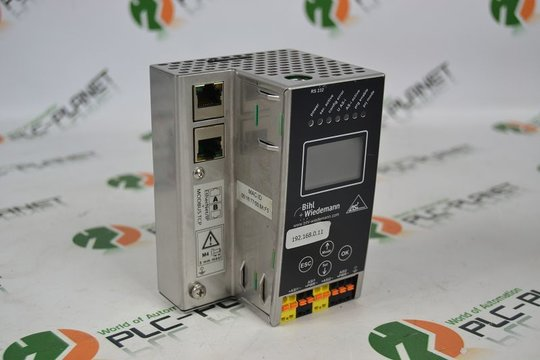 Bihl-Wiedemann AS-i 3.0 EtherNet/IP Gateway BWU2380