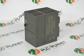 SIEMENS SIMATIC S7 Power Supply  6ES7307-1EA00-0AA0