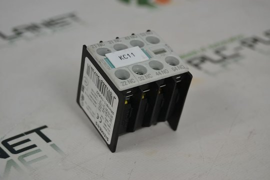 Siemens Hilfsschalterblock 3RH1911-2FA22 Neu OVP