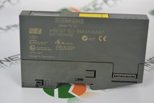 SIEMENS SIMATIC S7 Interface-Modul IM151-1 6ES7151-1AB01-0AB0