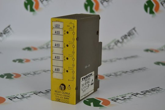TURCK Relay Output TS10-100U 452-8MR11