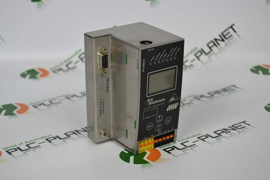 Bihl-Wiedemann AS-i/PROFIBUS Gateway BWU1567