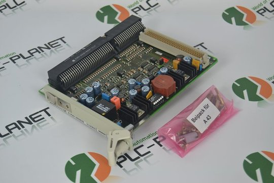 SIEMENS SIMATIC S5 Interface Submodul CP581 6ES5581-0RA12 6ES5 581-0RA12 OVP
