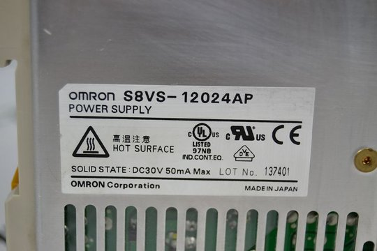 OMRON Power Supply S8VS-12024AP (137401)