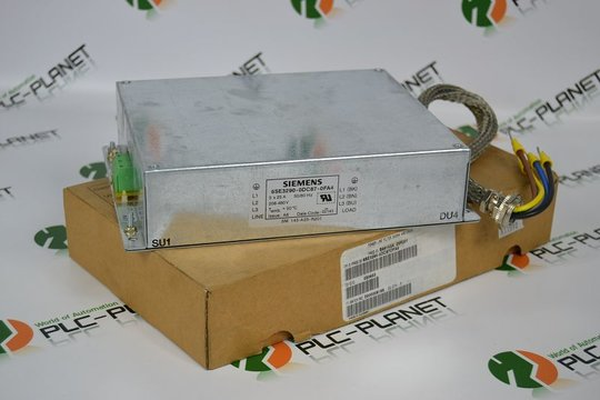 SIEMENS Power Line Filter 6SE3290-0DC87-0FA4