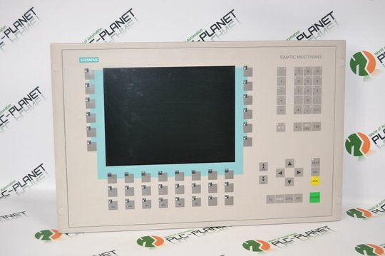 SIEMENS Multi Panel MP270B Key-10 TFT 6AV6 542-0AG10-0AX0