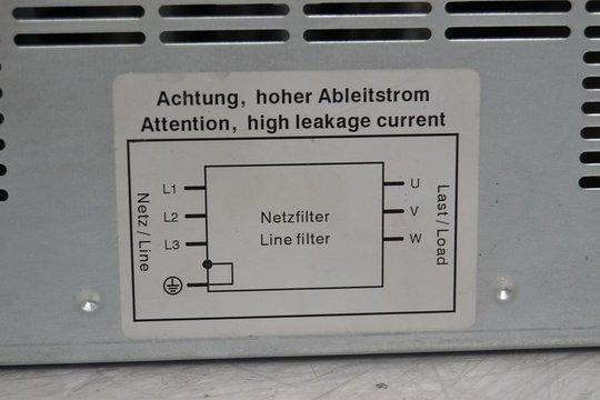 MANN-FILTER H1290//1 Filter  Arbeitshydraulik