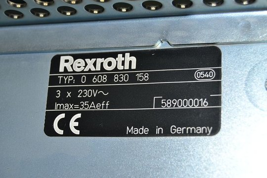 BOSCH REXROTH Rack 0 608 830 158 / 0608830158 BT300/VE300