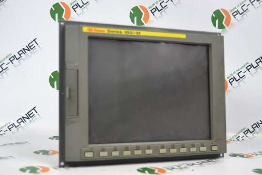 FANUC CNC Display Unit w/ PC A13B-0193-B032 A13B0193B032