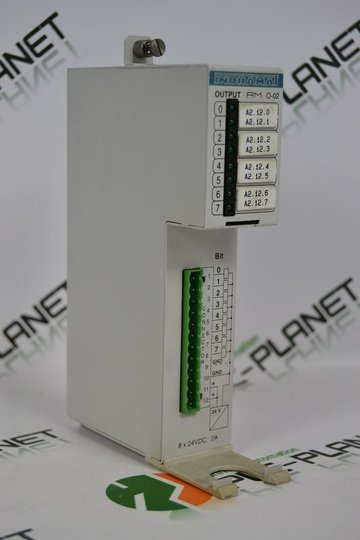 INDRAMAT RM 0-02 Output-Module 239626